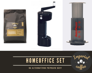 Homeoffice set - Aeropress