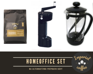 Homeoffice set - French press