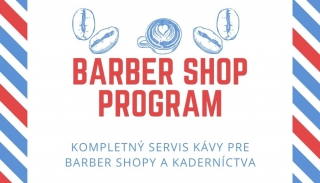 Barber Shop program