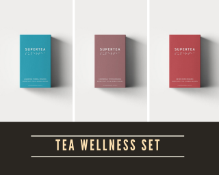 TEA WELLNESS SET